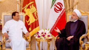 President Maithripala Sirisena's State Visit to Iran