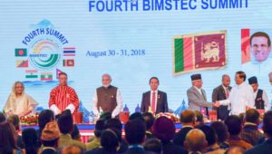 President appeals to BIMSTEC leaders to take collective steps against drug menace