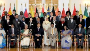 DIPLOMATS FROM 23 COUNTRIES ATTEND SRI LANKA'S FOREIGN POLICY AND ECONOMIC DIPLOMACY DIALOGUE